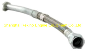 Cummins M11 ISM11 QSM11 turbocharger oil drain tube 3899508
