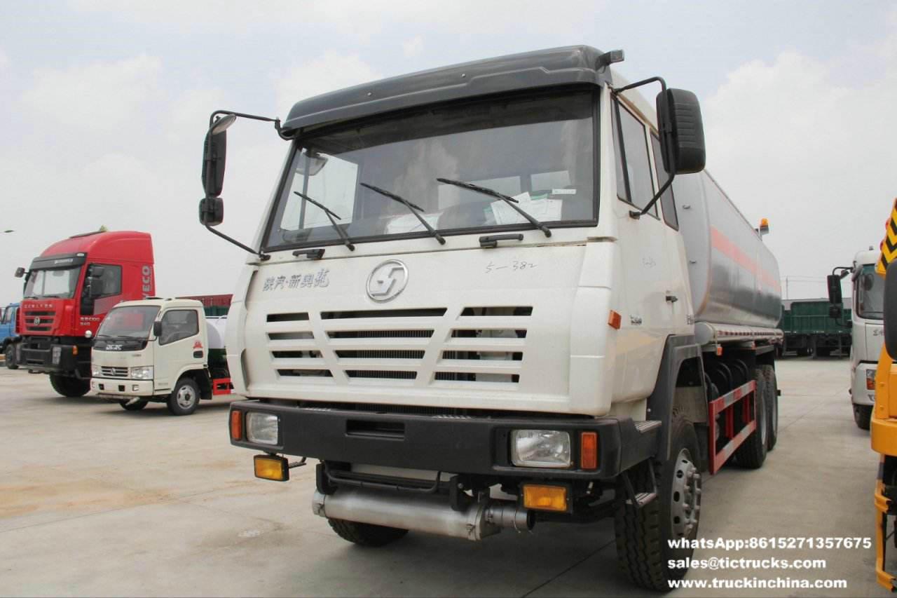S2000 Shacman heavyoiltruck
