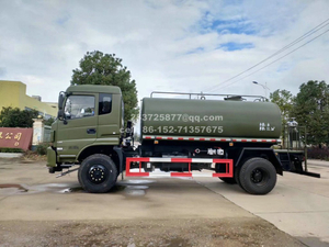 Dongfeng Off-road 4x4 Military Water Tanker