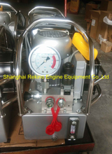 KLW-3 Three stage electric hydraulic wrench pump power pack manufacturer