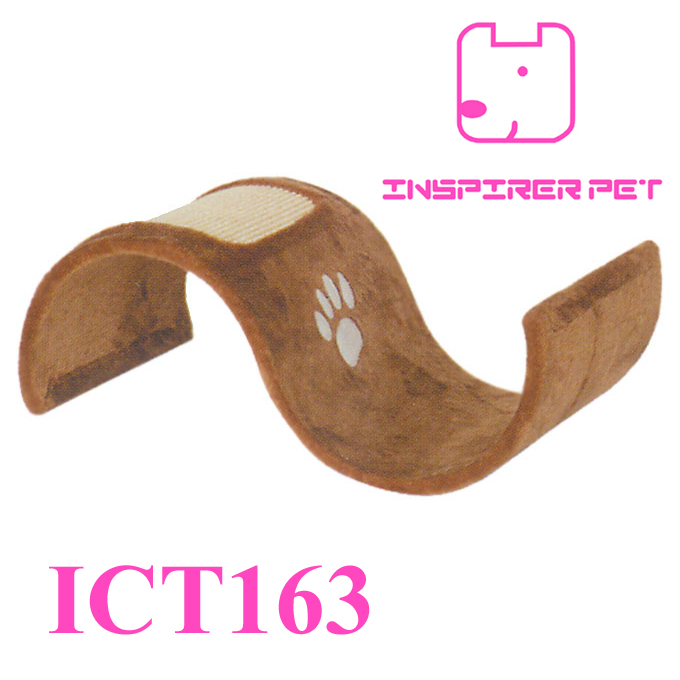 Cat Wave Scratching Toy Cat Scratcher Board