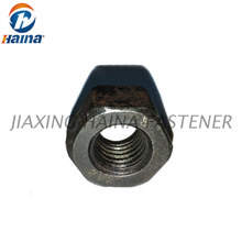 Alloy steel Black ASTM A194-2H Hex Nuts