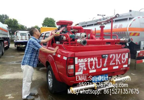 camion de pompiers -02-_1.jpg de camionnette de livraison de nissans