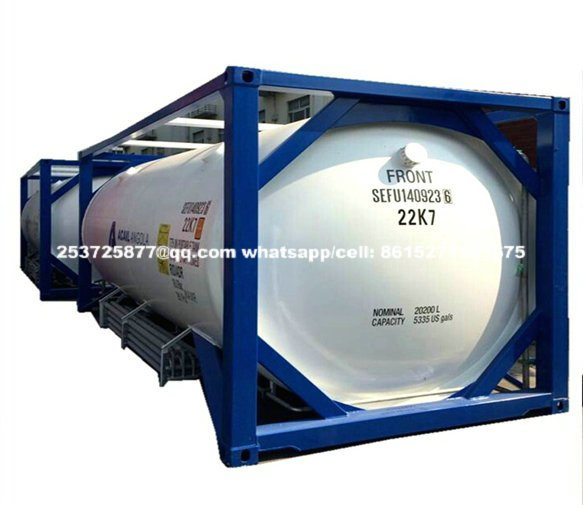 Liquid Chemical ISO Tank Container (T2-T23)