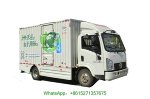 Dong Run Pure Electric Van 5Ton