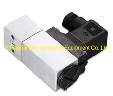 MBC5000-1211-1DB04 Fuel pressure sensor Ningdong engine parts for G300 G6300 G8300