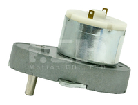 48mm DC Geared Motor