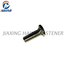 DIN603 Stainless steel Full Thread Carriage Bolt