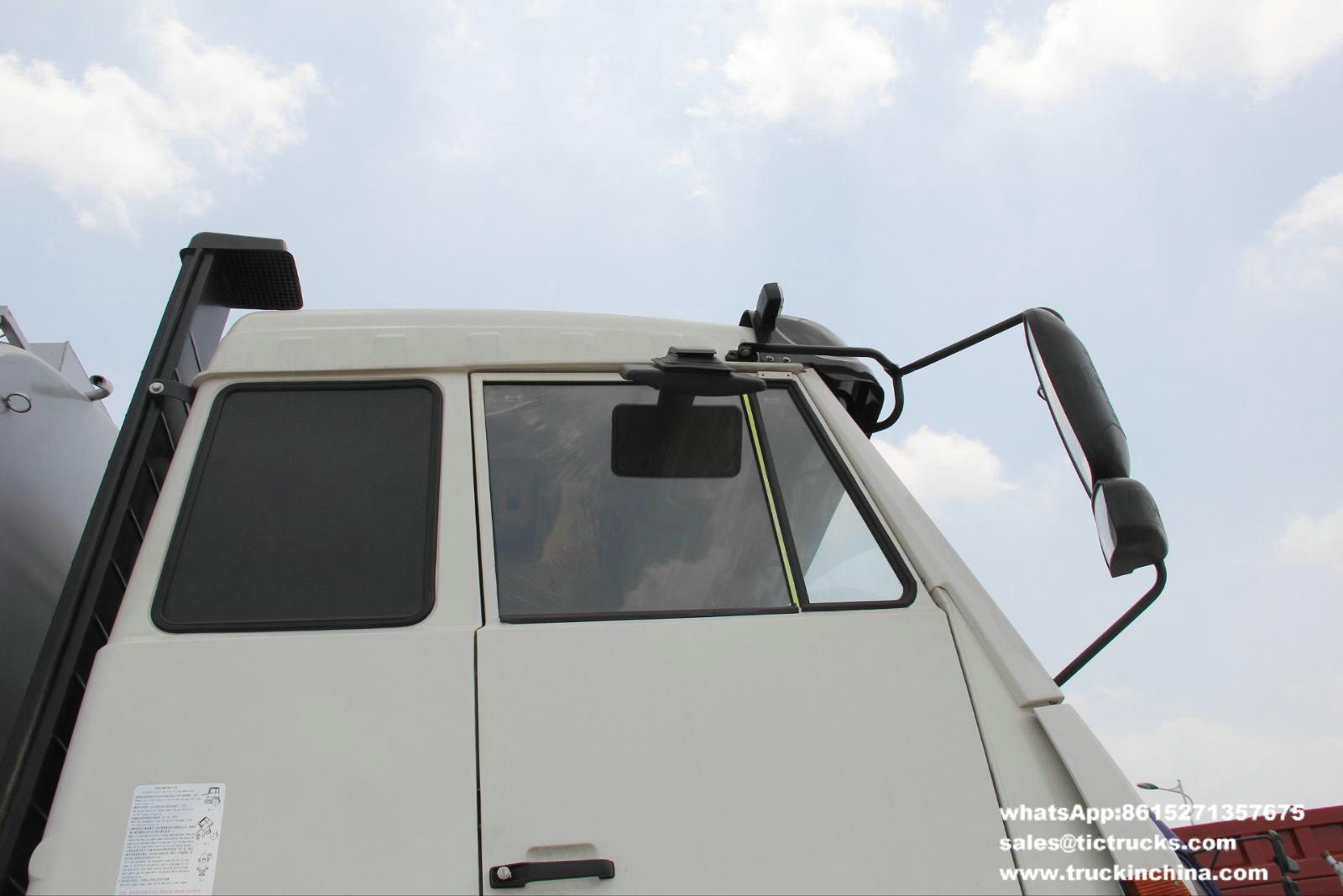 Véhicules de distribution diesel de Shacman S2000 Shacman
