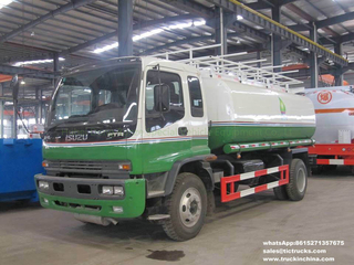 ISUZU FTR refueling vehicle 16000L