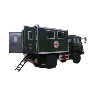 Dong Run Offroad Military AWD 4x4 Ambulance Mobile Clinic Vehicle