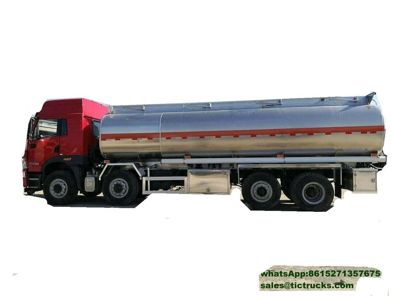 Camion-citerne -006-FAW-truck_1.jpg d'alliage d'aluminium