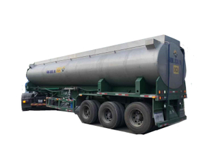 40FT Sodium Hydroxide Solution Stainless Steel Tank for Trailer Portable ISO Tank Containers