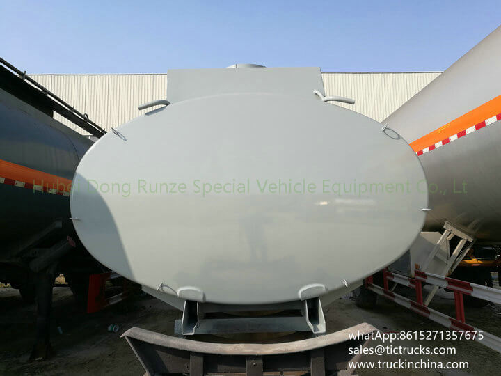 HCL Tank -16cbm-acid tank body