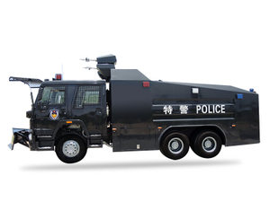 Anti Riot Water Cannon Vehicle Customizing