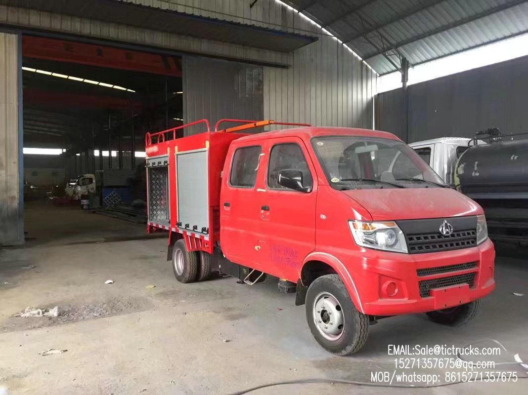 mini camion de pompiers -00-_1.jpeg de camionnette de livraison