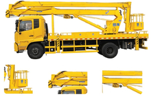 DONGFENG KING RUN 22-24M OVERHEAD WORKING TRUCK