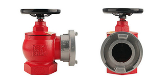 2 / 2.5 Inch Fire Hydrant Quick Connector SN65 / SN50 Fire Hose Valve