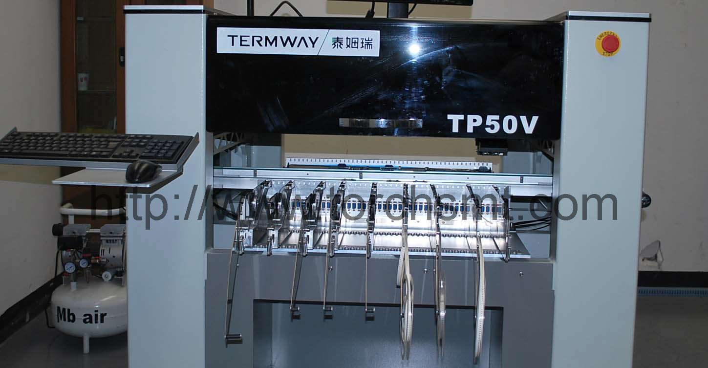 AUTOMATIC high precision pick and place machine TP50V-II
