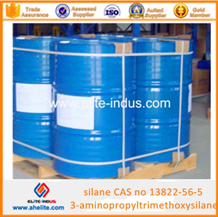 3-aminopropyltrimethoxysilane cas no. 13822-56-5