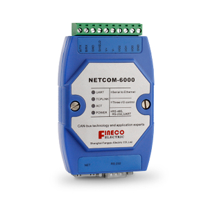 Netcome 6000 modbus gateway in energy meters tcp ip to rs485 converter RTU/TCP gateway