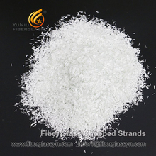 3mm E-glass Fiber Chopped Strands for PBT