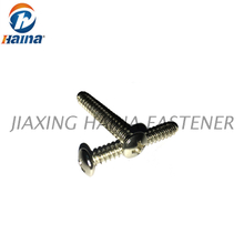 DIN7985 Stainless Steel 304 316 Pan Head Machine Screw