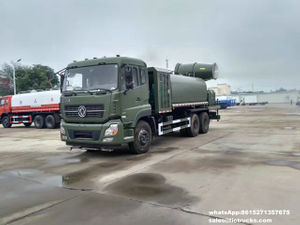 15000L DONGFENG 10 wheels Muti-function Dust Control water Truck