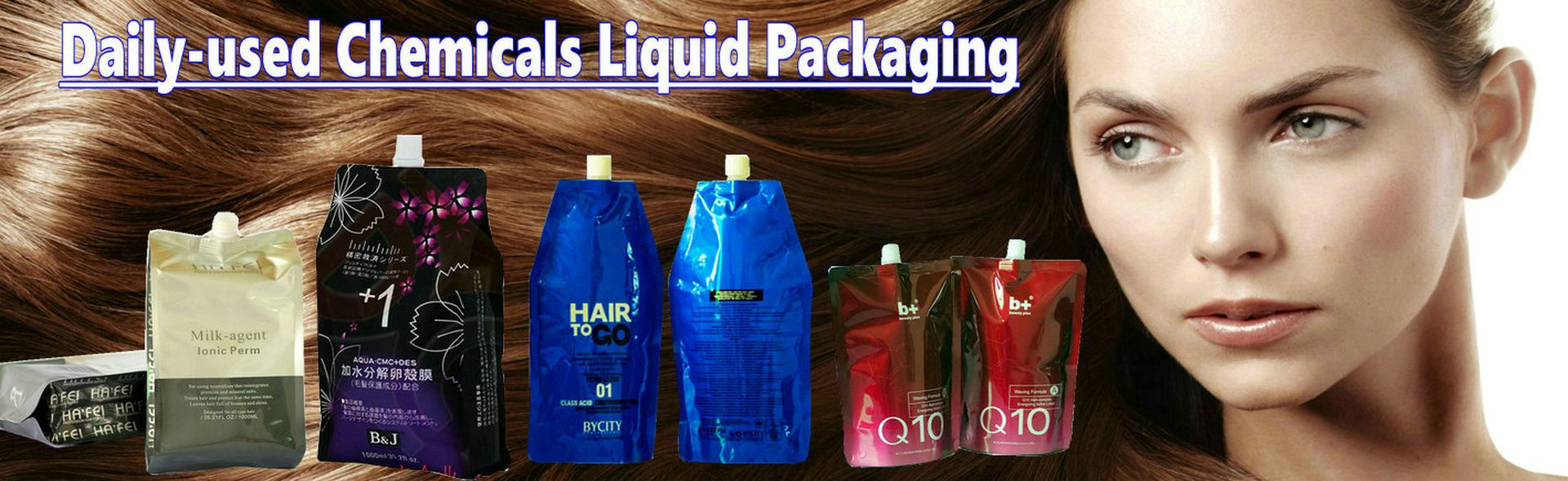 chemical liquid packaging banner2
