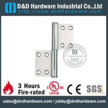 Grade 304 Security Flag Hinge for Hollow Metal Door -DDSS032