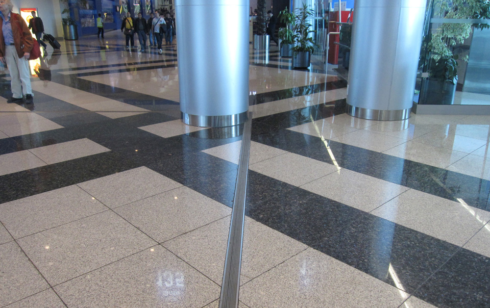 why expansion joint in concrete