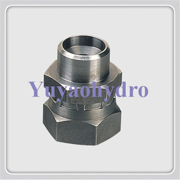 Butt weld pipe swivel fittings