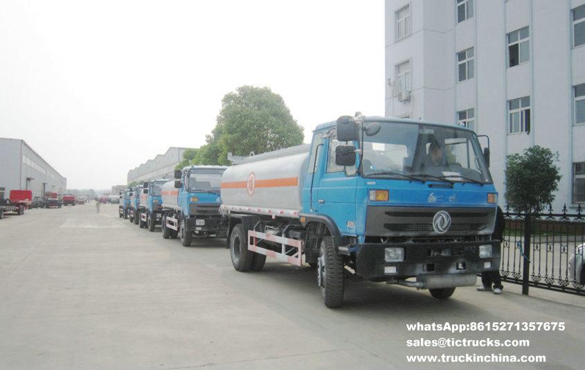 Capacité 10000L 3_1.jpg de camion-citerne aspirateur d'essence de Refuelling de Dongfeng 4x2