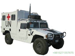 Dongfeng Brave warrior Offroad Field-operations Emergency Support Ambulance