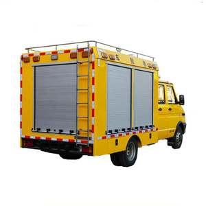 IVECO Breakdown Vehicle Engineering Rescue Vehicle