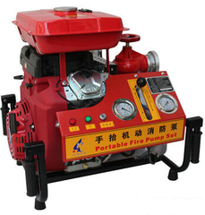 Marine Fire Pump Petrol Engine BJ16 24HP Portable Petrol Fire Pump