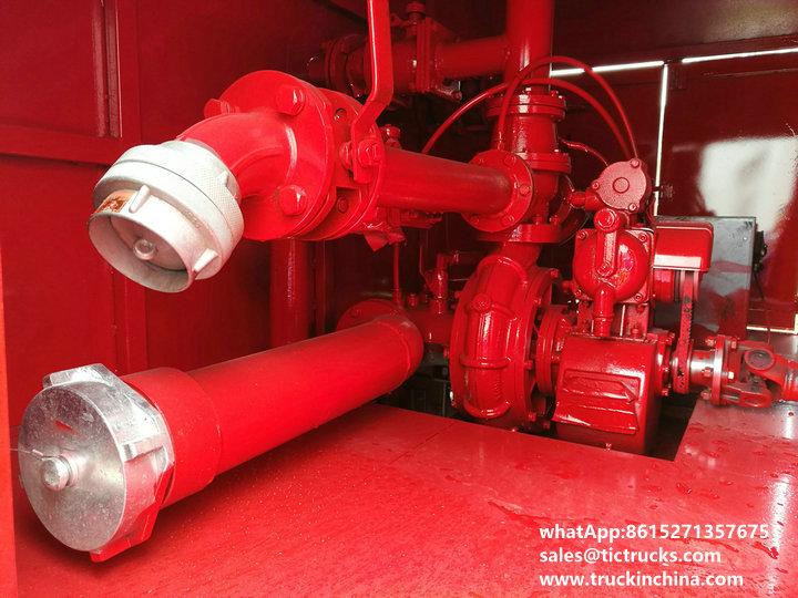 fire pump water 1200Gallon-17cbm water tank lorry truck.jpg