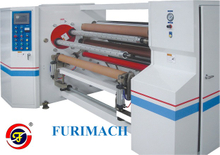 FR-808 Double-shaft Auto Rewinding Machine
