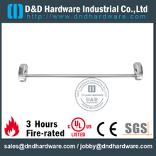 SS304 Push Bar Panic Exit Hardware with CE Certificate for Commercial Doors-DDPD021