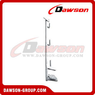 DS-D008 Screw Parapet Andaimes 5.6kg