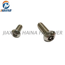 ISO7380 Stainless Steel 304 316 Hexagon Socket Button Head Machine Screws