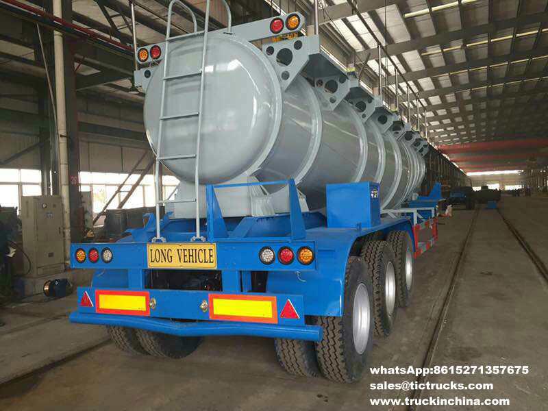 Remorque acide -20000L-98% H2SO4_1.jpg de camion-citerne