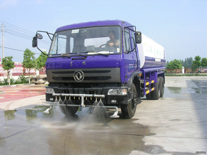 WATER TRUCK export to ZAMBIA FOB price $32000