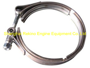 Cummins ISDE ISBE V band clamp 3415547