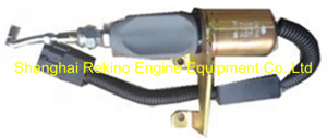 Cummins 6CT fuel solenoid valve 3967168 3906398