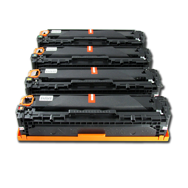 CB320A /321A / 322A / 333A Toner Cartridge use for HP color CP1210/1215/1510/1515/1518; CM1300/1312/ CM1312NFI