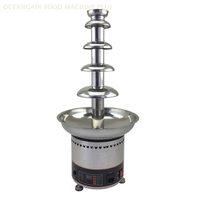 5-tier Chocolate Fountain Sale Commercial JFK-COL4