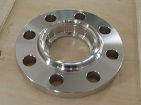 CNC machining flange parts