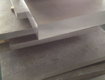 Thick titanium plates can be processed for factory