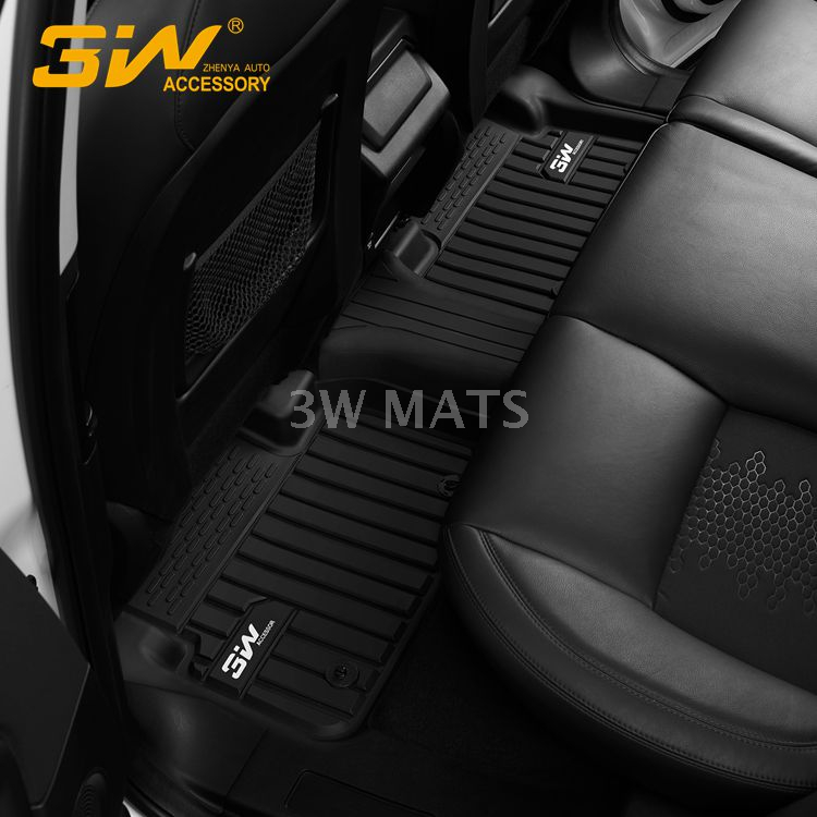 TPE car mat for Land Rover Star Pulse